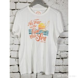 LIFE IS GOOD | Graphic T-Shirt XXL
